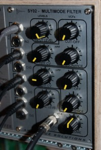 Analogue Solutions SY02 Multimode Filter VCA