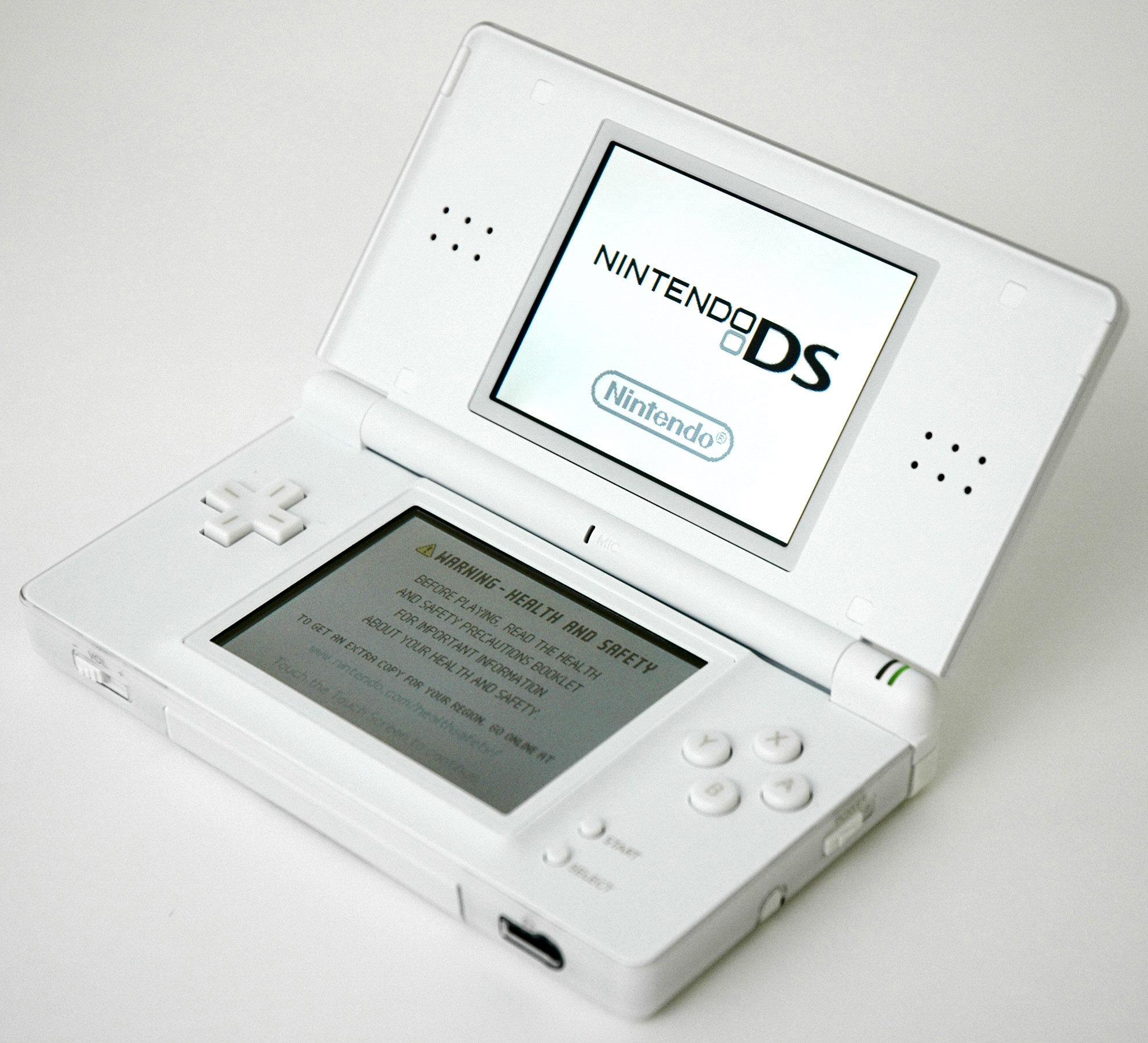 Nintendo DS music u00ab S...
