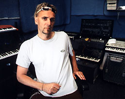 Bill Leeb (Skinny Puppy & Frontline Assembly)